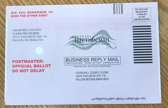 Primary mail_in ballot