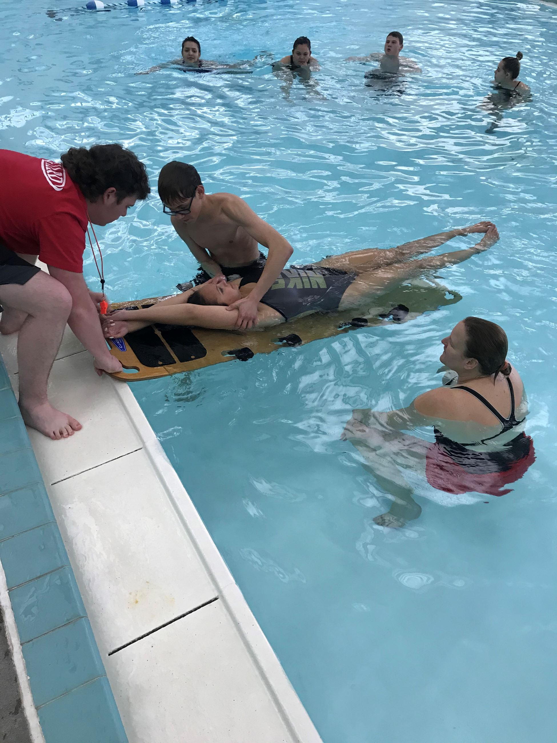 Lifeguards Training